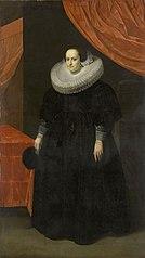 Portrait of Suzanna Moor (1608-57)