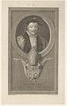 Portret van William Laud, aartsbisschop van Canterbury Guillaume Laud, archevesque de Canterbury, primal d'Angleterre (titel op object), RP-P-OB-41.468.jpg