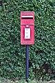 Post box at Walden Drive, Two Mills.jpg