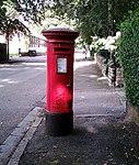 Postbox near to Grassendale Park gates.jpg