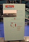Poster for control room from USS Greenling, Naval Undersea Museum, Keyport, Washington, USA (6908036411).jpg