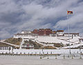 Potala with Tibetan flag.jpg