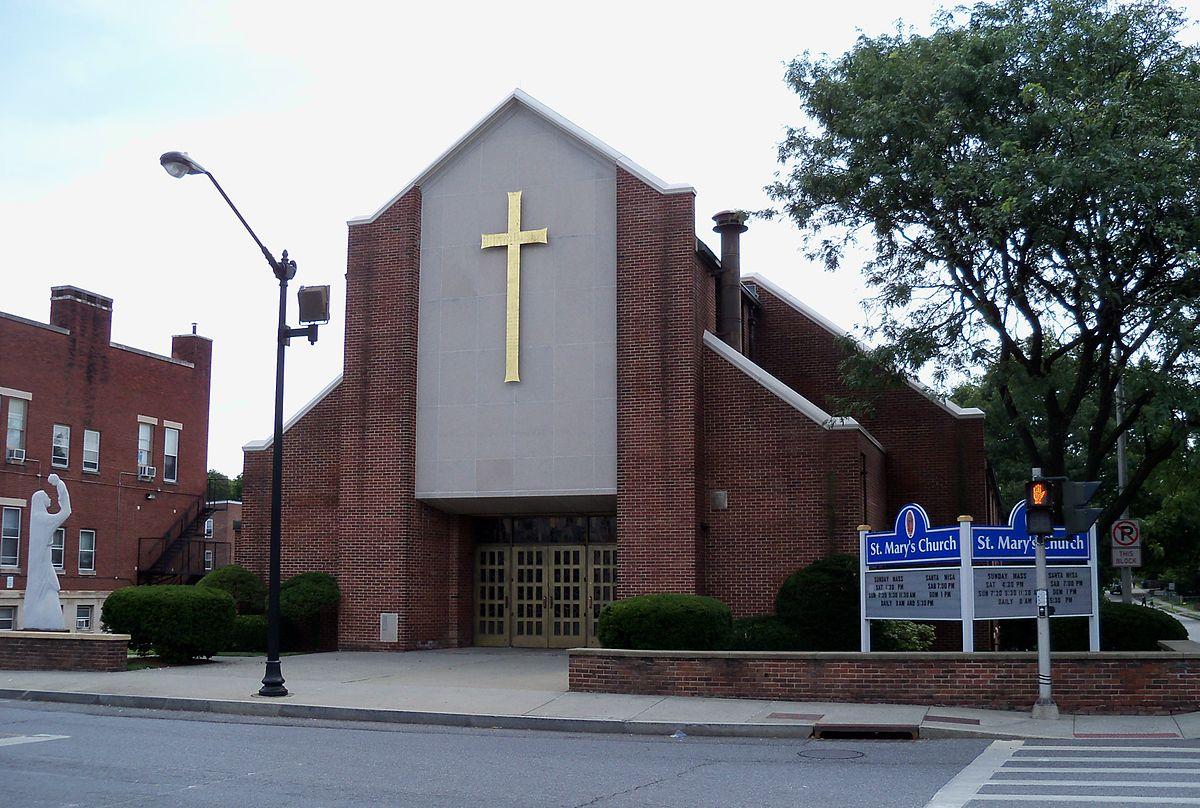 St  Mary - St  Joseph Church (Poughkeepsie, New York