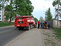 Pozhar na ulice Arhangelskoy, Koryazhma. 16.05.2010 (08).JPG