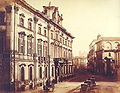 Pozzi, Pompeo (1817-1880) - Milano - Palazzo Litta verso il 1870.jpg
