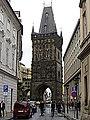 Praha, Prašná brána- panoramio.jpg