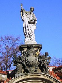 Praha Břevnov St Benedict.JPG