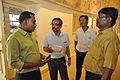 Pratik Ghosh Talks With NCSM Officers - Gandhi Memorial Museum - Barrackpore - Kolkata 2017-03-31 1305.JPG