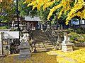 Precincts of Taga-jinja shrine in Taihaku ward, Sendai city 3.JPG