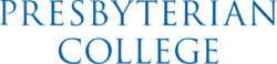 Presbyterian College wordmark.png