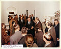 President Johnson with press 1963 (2).jpg