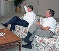President Reagan and George Bush in Dallas watching the Republican National Convention (cropped2).jpg