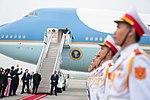 President Trump's Trip to Vietnam (47239200091).jpg