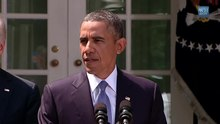 Fil:President USA Barack Obama Speaks on Syria 2013-08-31.webm