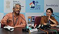 Press conference by the Director, Girish Kasarvalli at the 43rd International Film Festival of India (IFFI-2012), in Panaji, Goa on November 26, 2012.jpg