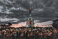 Protestas dominicanas en Santiago 2020.jpg