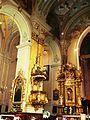 Przemyśl, kościół katedralny p.w. św. Jana Chrzciciela, 1460-1549, XVIII, 1883-1901 - wnętrze kościoła.JPG
