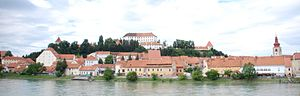 Ptuj - The old part of Ptuj