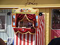 Punch & Judy show at Cowes Week 2011.JPG