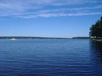 Old Town, Maine - Pushaw Lake