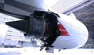 Qantas Flight 32 2010 Airbus A380 engine incident