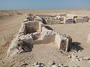 Qatar, Zubarah (10), ruined city