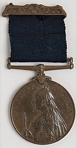 Queen's Visit to Ireland Medal, 1900, obverse.jpg