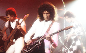 """Night Fishing (album) - The arrangement for the song """"Night Fishing Is Good"""" was partially inspired by English rock band Queen."""