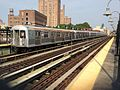 Queens-bound R42 J train at Marcy Av.jpg