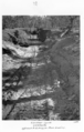 Queensland State Archives 4435 Wandoan Lands Woleebe Creek approach to cutting for stone crossing 1952.png