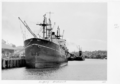 Queensland State Archives 4806 Ships Brisbane River c 1952.png