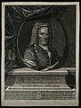 Quirin van Blankenburg. Line engraving by E. L. Creite after Wellcome V0000591.jpg
