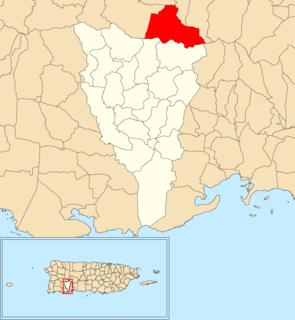 Río Prieto, Yauco, Puerto Rico Barrio of Puerto Rico