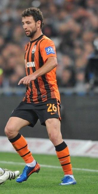 Răzvan Raț - Raţ with the FC Shakhtar Donetsk in 2011