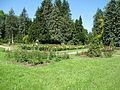 Růžová zahrada (Konopiště), spodní parter.JPG