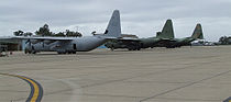 C-130's op RAAF Richmond