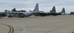 RAAF Base Richmond - C-130 Hercules at RAAF Base Richmond