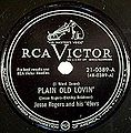 RCA Victor 20-0389 A - PlainOldLovin'.jpg