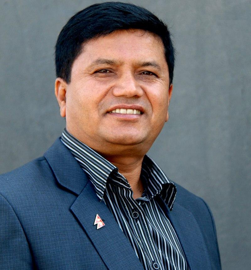 Rabindra Prasad Adhikari