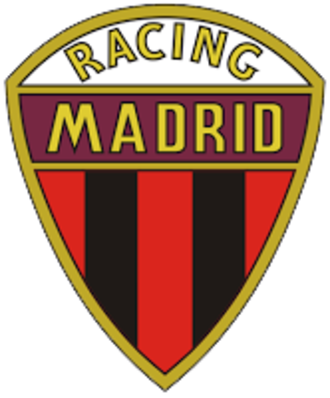 Racing de Madrid - Image: Racing Madrid crest 2