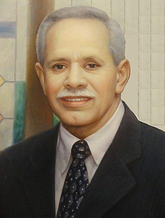 Rafael Cordero Santiago - Mayor Rafael Cordero Santiago