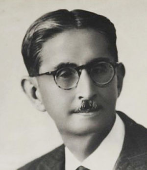 Rafael Arévalo Martínez - Arévalo Martinez in the 1930s