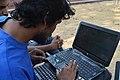 Rafaell Russell at Wikipedia 15 good article edit-a-thon and adda, Chittagong 1 (05).jpg