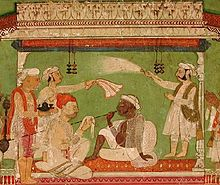 Raghuji Bhonsle II and his courtiers.jpg