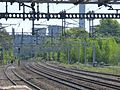 Rail lines, Rugeley Trent Valley Station (34428762451).jpg