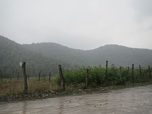 Rainy day in Qabala, e-citizen.JPG