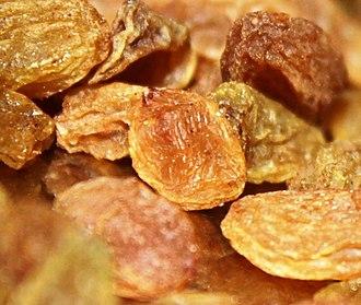 Raisin - Raisins (Sultanas)