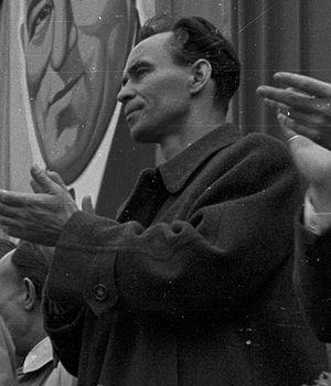 László Rajk - Image: Rajk László Sr. 1947