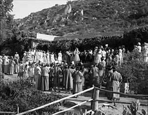 The Ramona Pageant - The Ramona Pageant in 1950