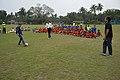 Ranjan Chowdhury - Syed Nayeemuddin - Jamshid Nassiri - Showing Skills - Football Workshop - Sagar Sangha Stadium - Baruipur - South 24 Parganas 2016-02-14 1181.JPG